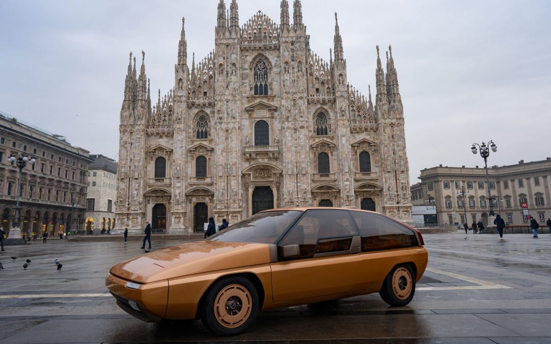 Mazda herstelt de MX-81 in al zijn jaren '80 glorie – Autoblog.nl