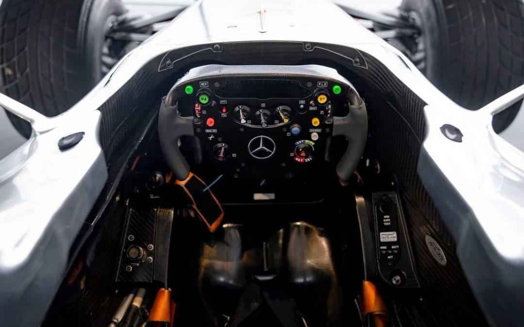 Buitenkansje: koop de winnende auto van Lewis Hamilton – Autoblog.nl