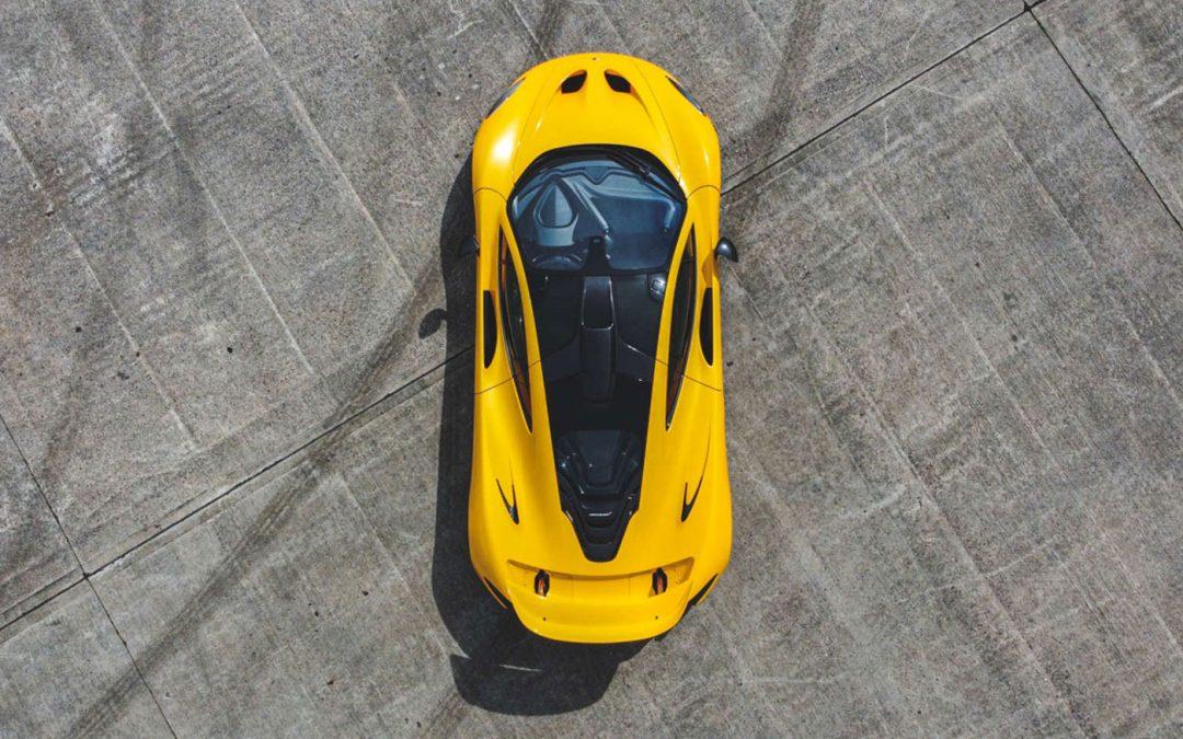 Koop de allereerste McLaren P1 – Autoblog.nl