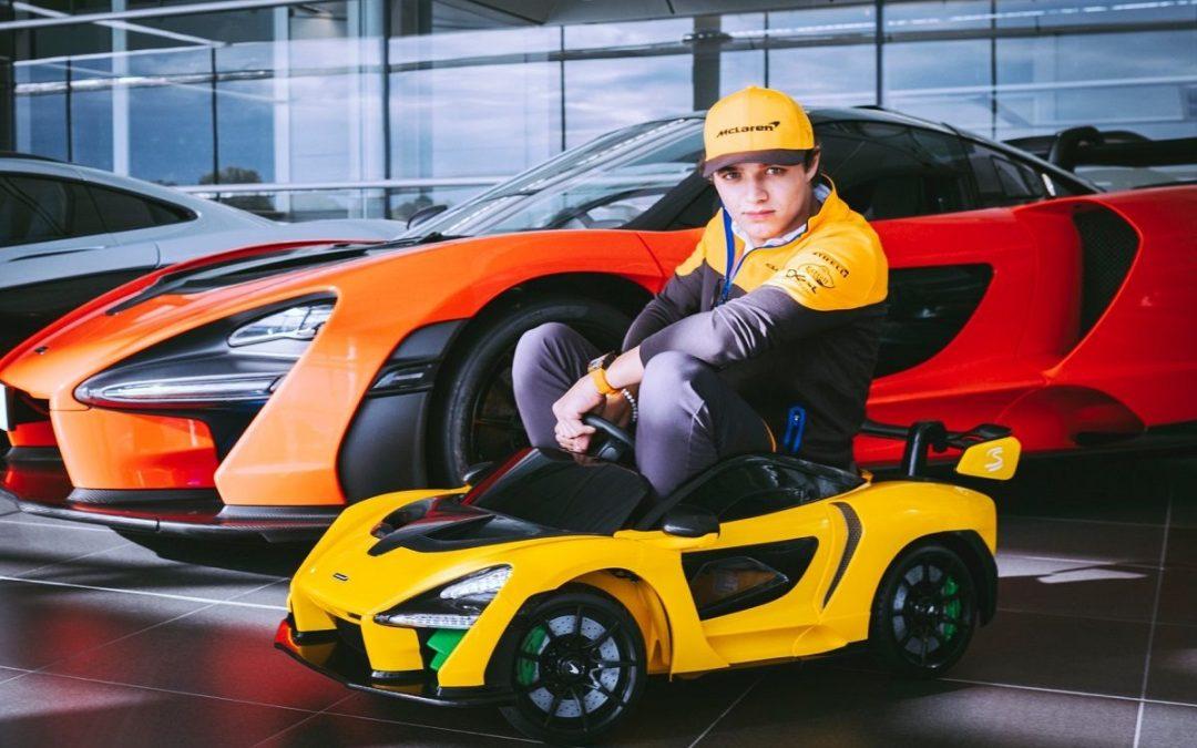 Lando Norris wil de absolute nummer 1 bij McLaren worden – Autoblog.nl