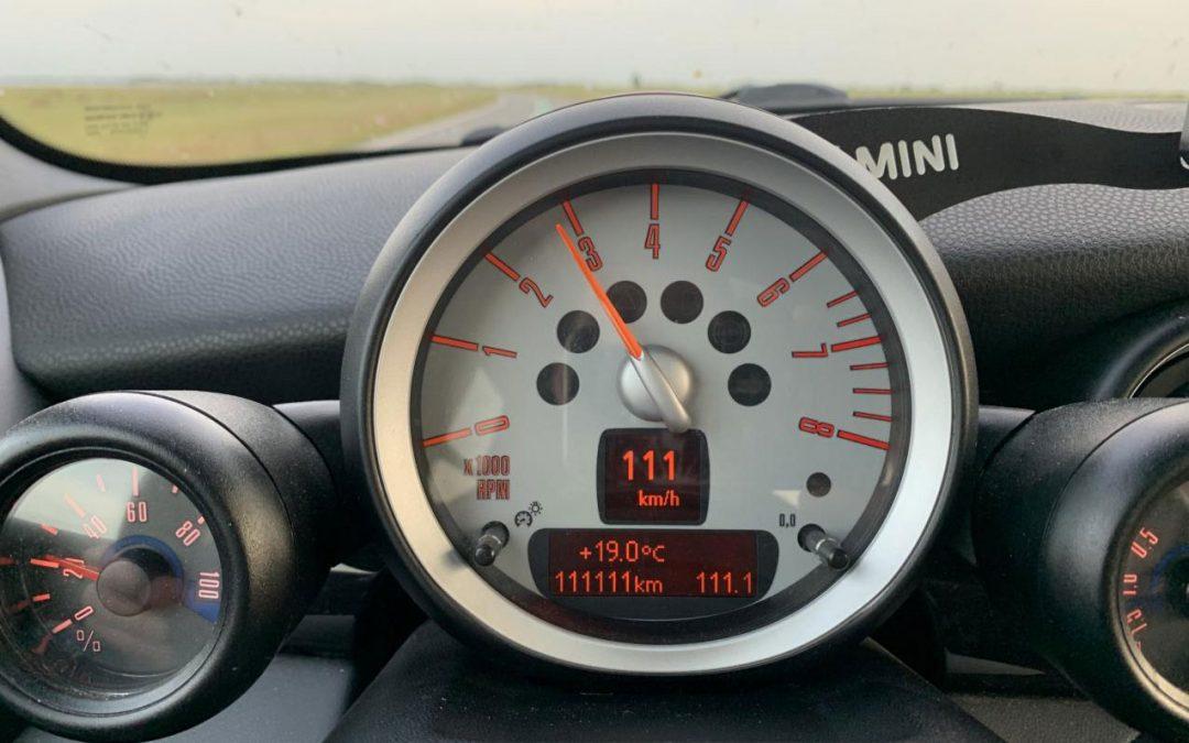 Zoveel Nederlandse auto's hebben onlogische kilometerstand – Autoblog.nl