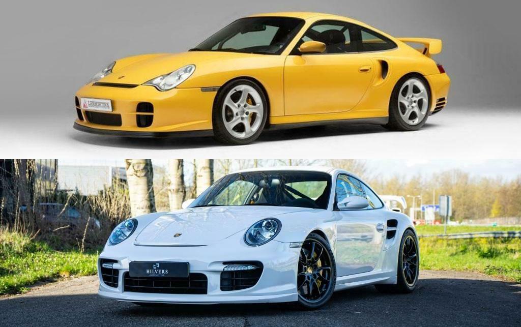 Op welke Porsche 911 GT2 sla jij 180k stuk? – Autoblog.nl