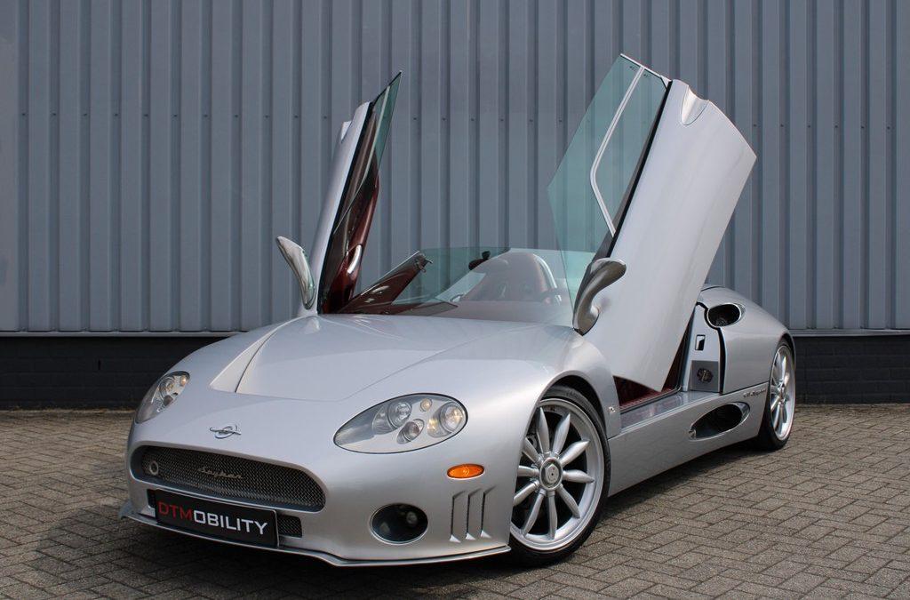 Kooptip: een Spyker die indruk maakte op het witte doek – Autoblog.nl