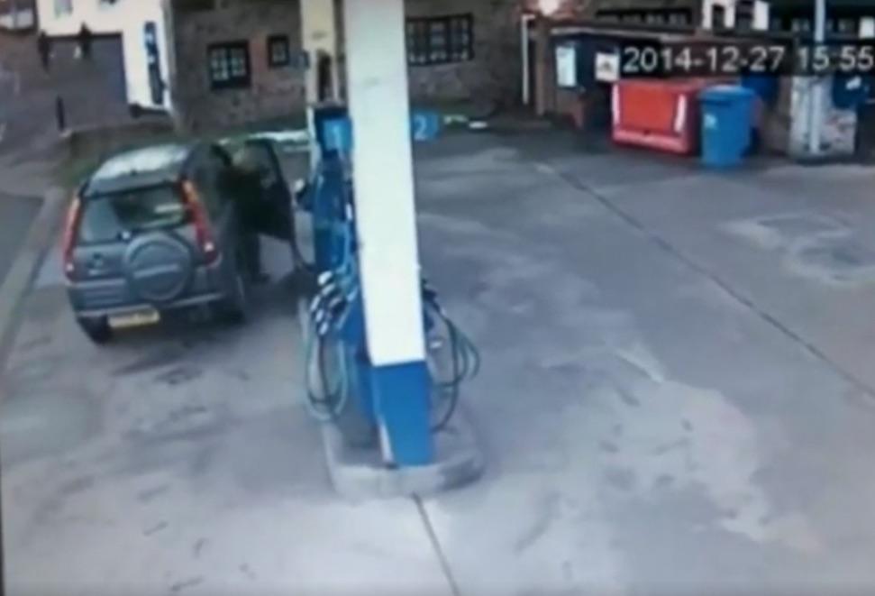 Video: vrouw mist een vleugje ruimtelijk inzicht – Autoblog.nl