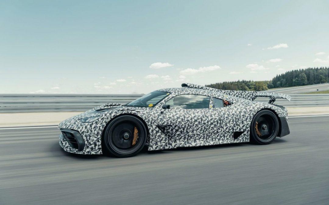 Video: Het F1-geluid van de Mercedes-AMG One! – Autoblog.nl