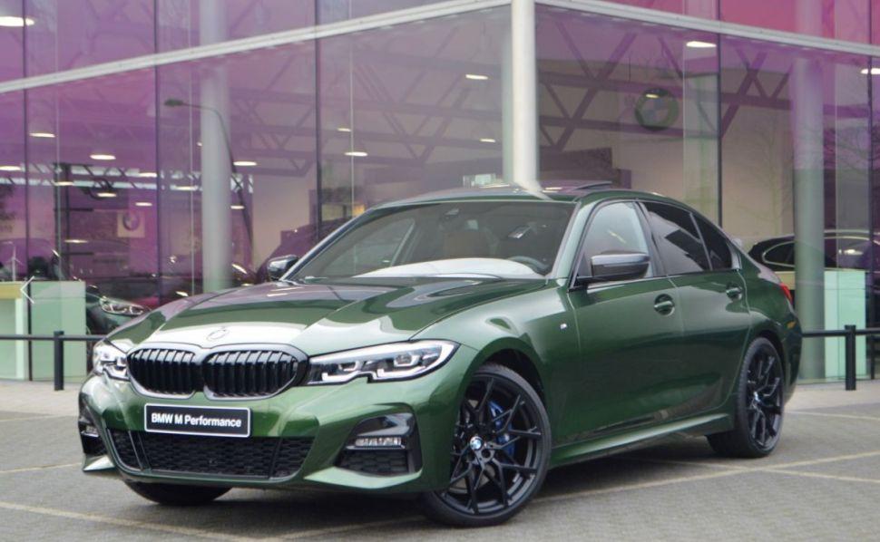 Hier, de lekkerst samengestelde BMW 3 Serie op Marktplaats – Autoblog.nl