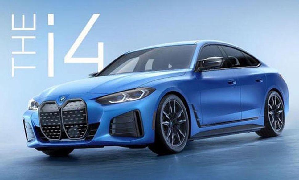 Gelekt: BMW i4 M50 wordt de eerste elektrische M! – Autoblog.nl
