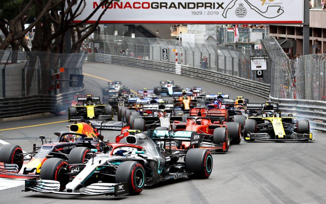 Video: Verstappen houdt P1 bij start GP Monaco – Autoblog.nl