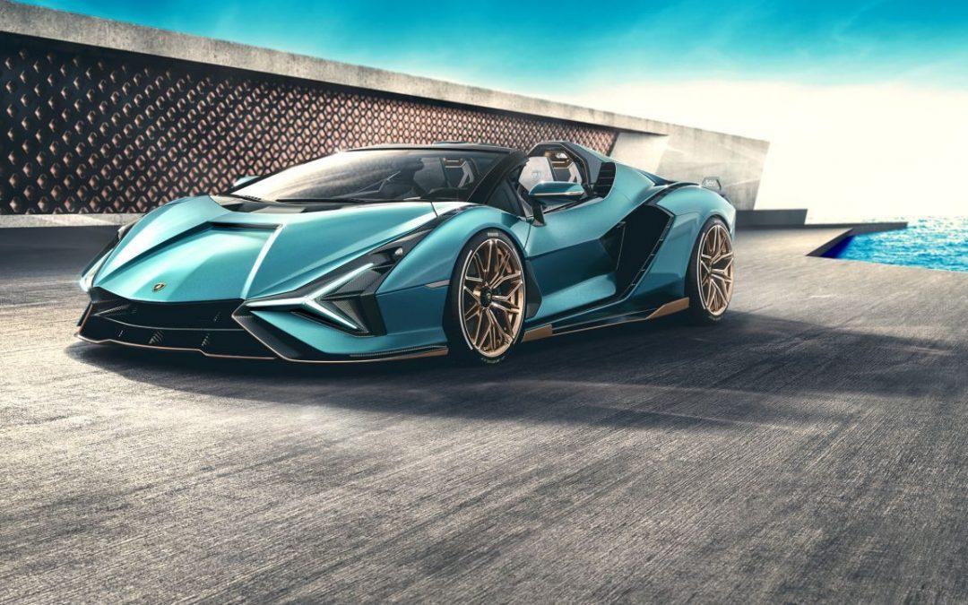 Alle Lamborghini's worden komende jaren elektrisch – Autoblog.nl