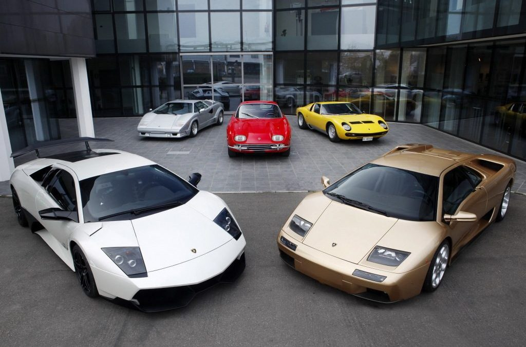Bod om Lamborghini te kopen verhoogd met 2 miljard – Autoblog.nl