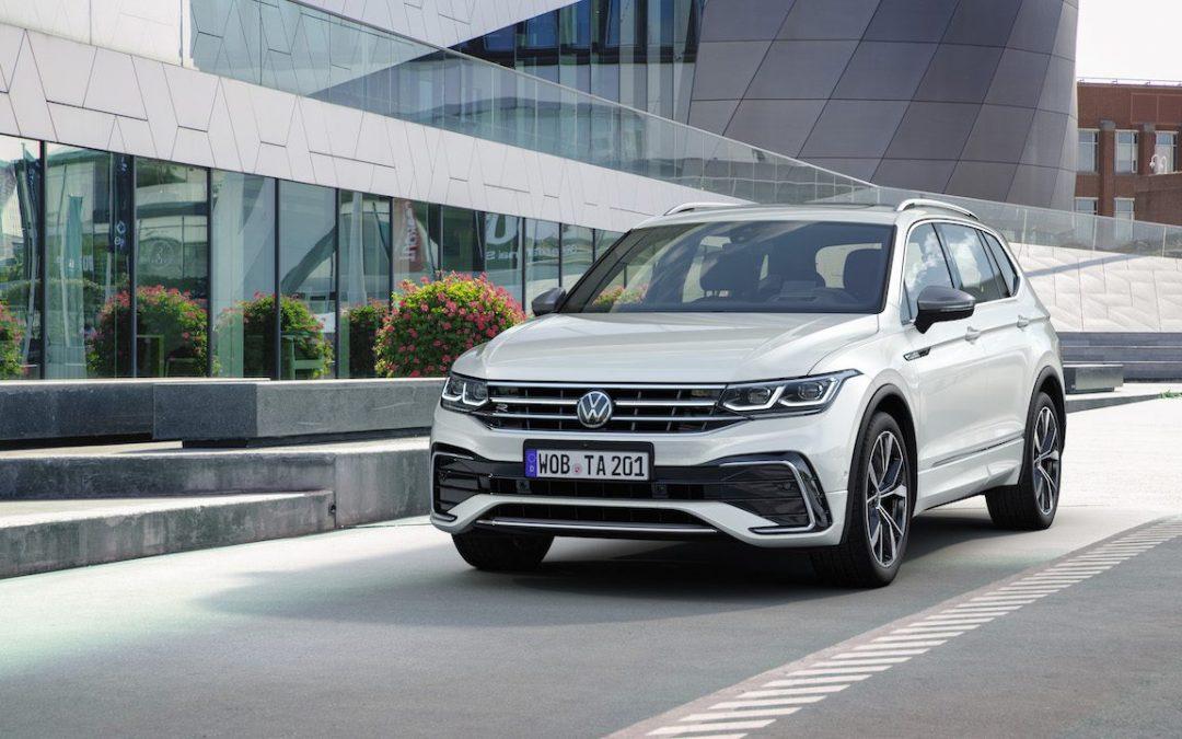 Volkswagen Tiguan Allspace is officieel terug – Autoblog.nl