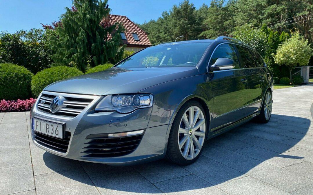 Passat R36 met 627 pk en 841 Nm kost weinig – Autoblog.nl