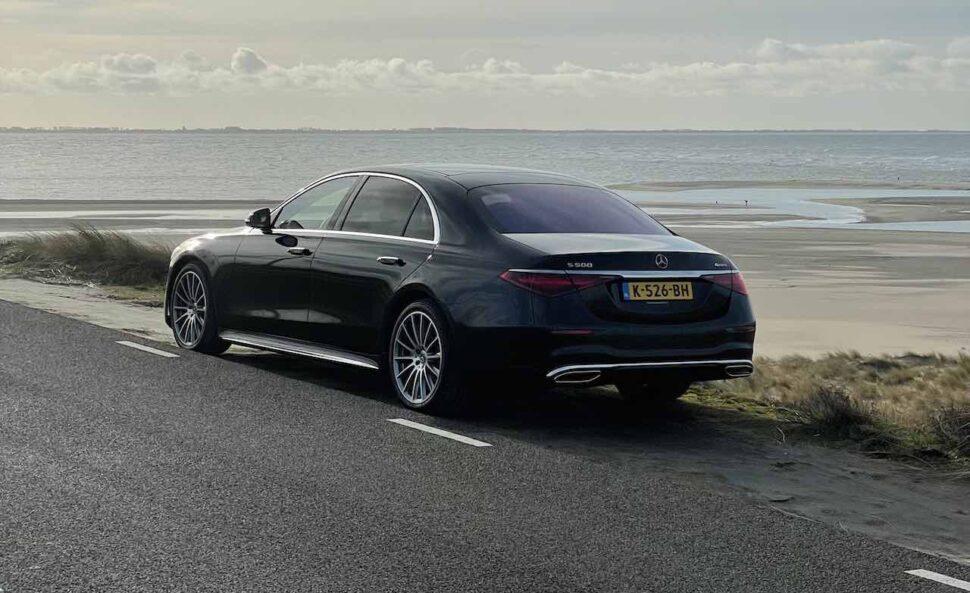 Video: nieuwe Mercedes S-klasse doet de elandtest – Autoblog.nl