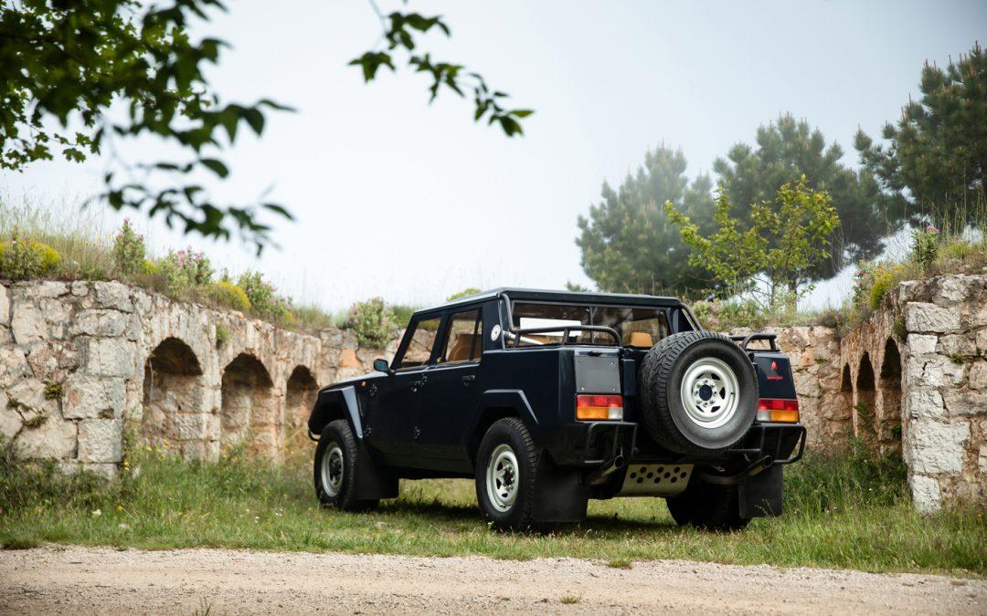 Dit is de duurste Lamborghini LM002 ooit – Autoblog.nl