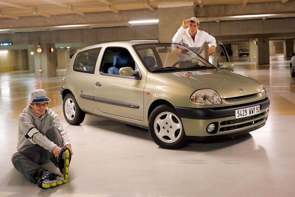 Zo onsterfelijk is de Renault Clio II – Autoblog.nl