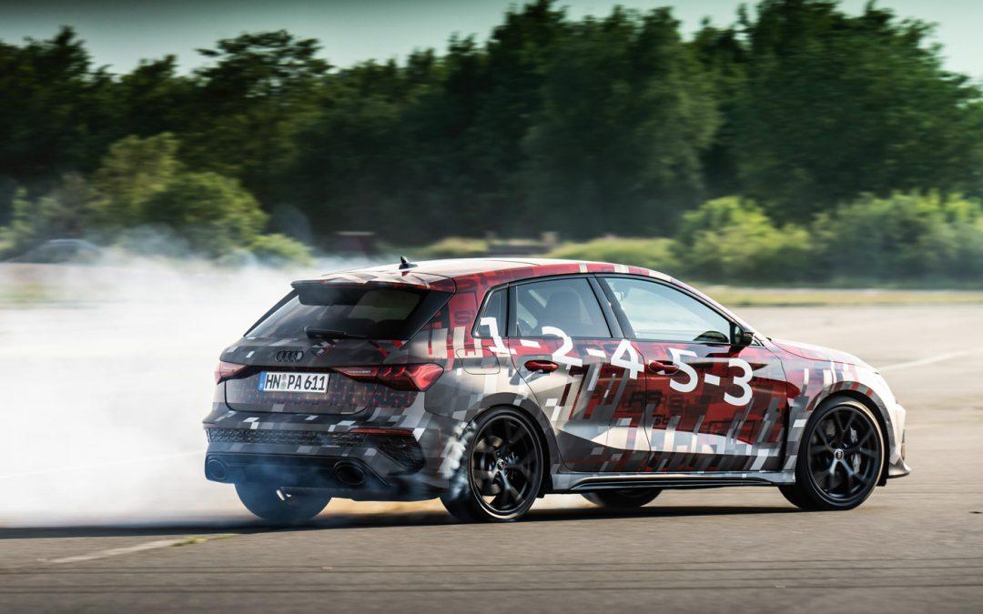 Officieel: dit zijn de smakelijke specs van de nieuwe Audi RS3 – Autoblog.nl