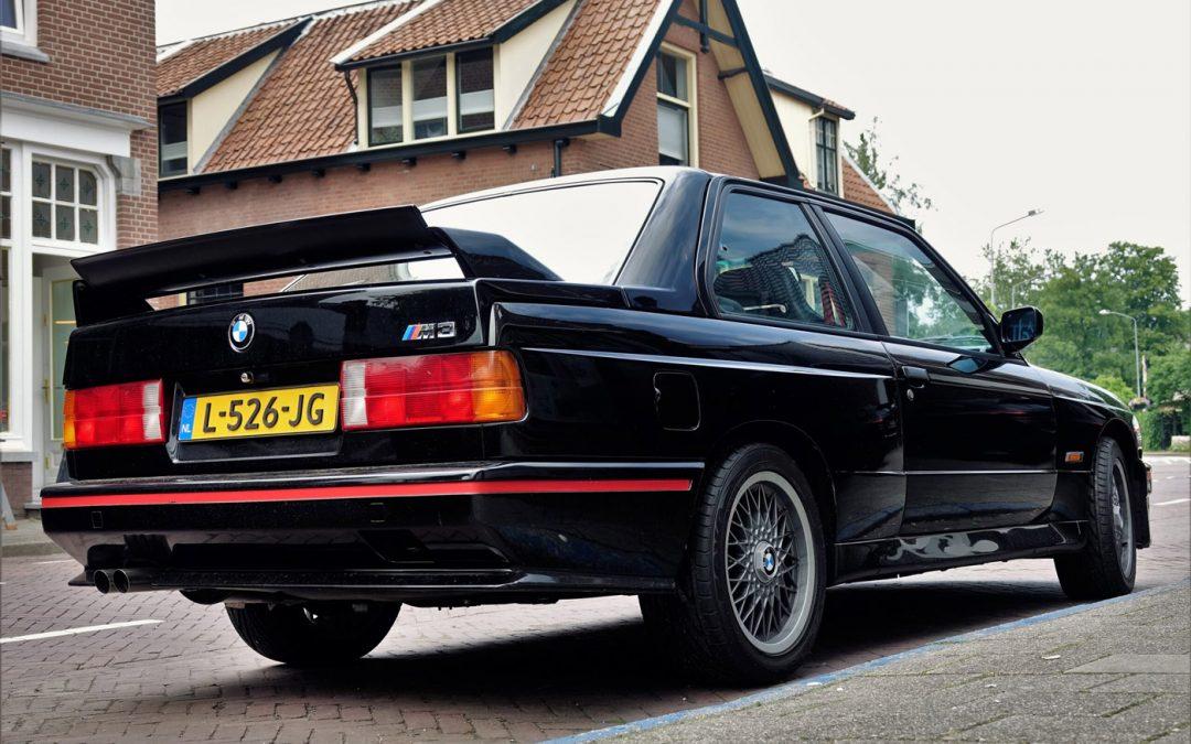 Gespot: een überzeldzame BMW M3 op verse platen – Autoblog.nl