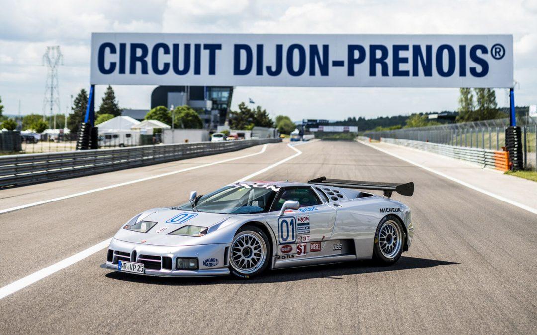 Vergeten raceauto: de Bugatti EB110 Sport Competizione – Autoblog.nl