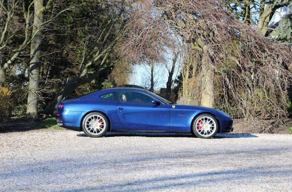 Dit is de duurste Ferrari 612 Scaglietti van Nederland – Autoblog.nl