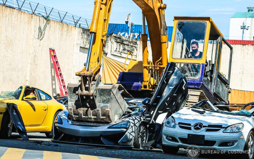 Filipijnen maakt korte metten met smokkelsportwagens – Autoblog.nl