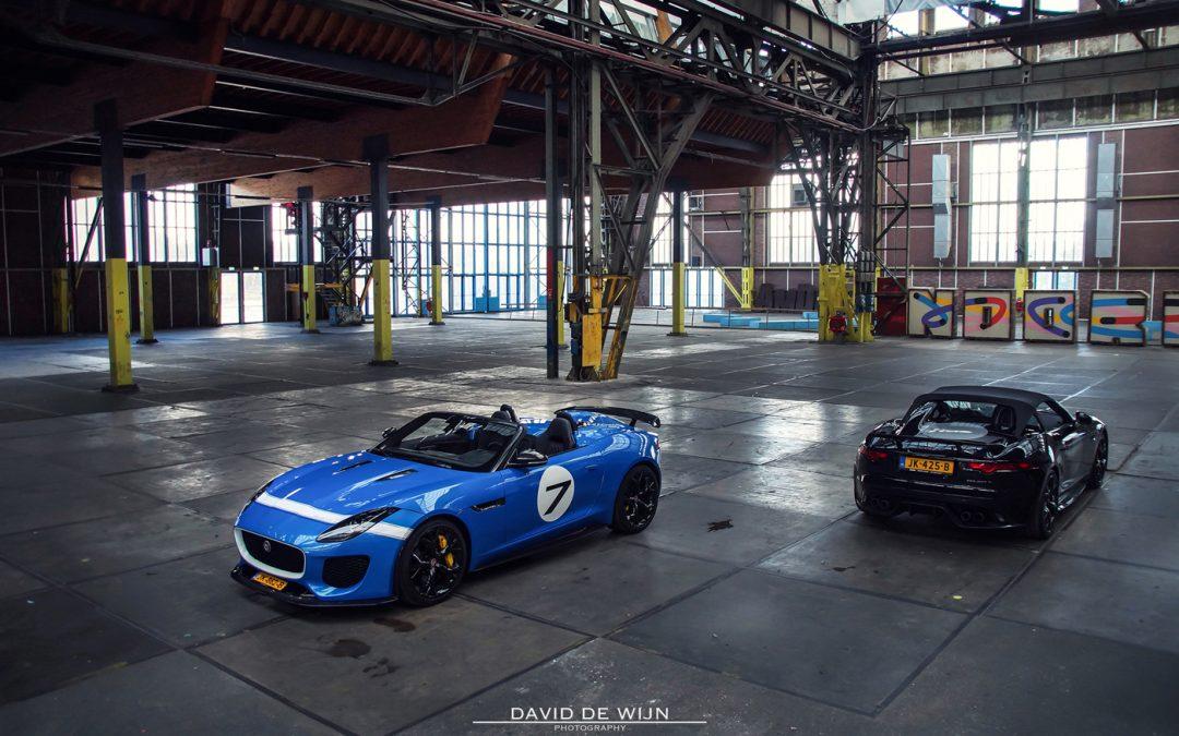In beeld: de enige twee Jaguar Project 7's van Nederland – Autoblog.nl