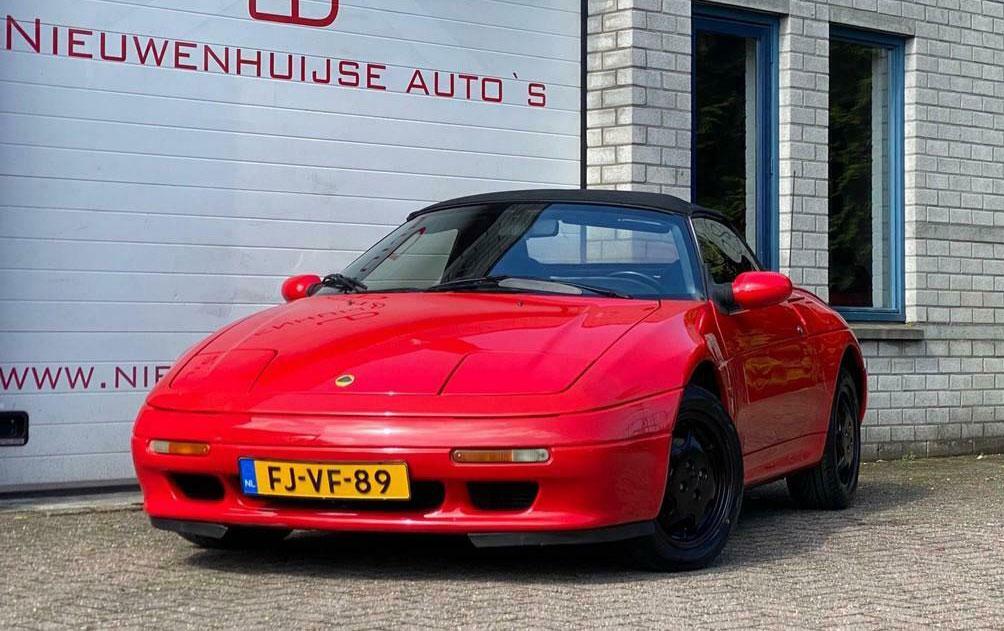 Deze Lotus was van Jan Lammers maar kan nu van jou zijn – Autoblog.nl