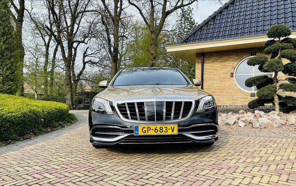 Koopje! Deze Nederlandse Maybach S-klasse kost maar €54k – Autoblog.nl