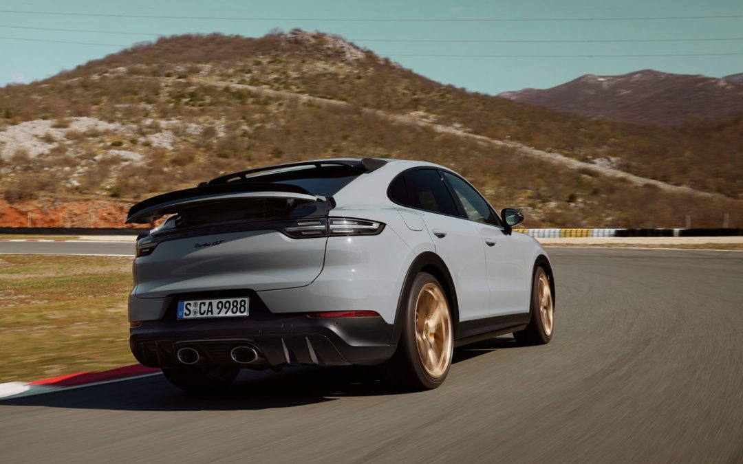 Porsche Cayenne Turbo GT: sneller dan een 992 GT3 – Autoblog.nl