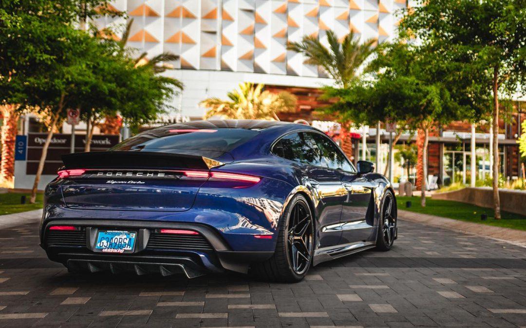 Dit is de meest brute Porsche Taycan van dit moment – Autoblog.nl