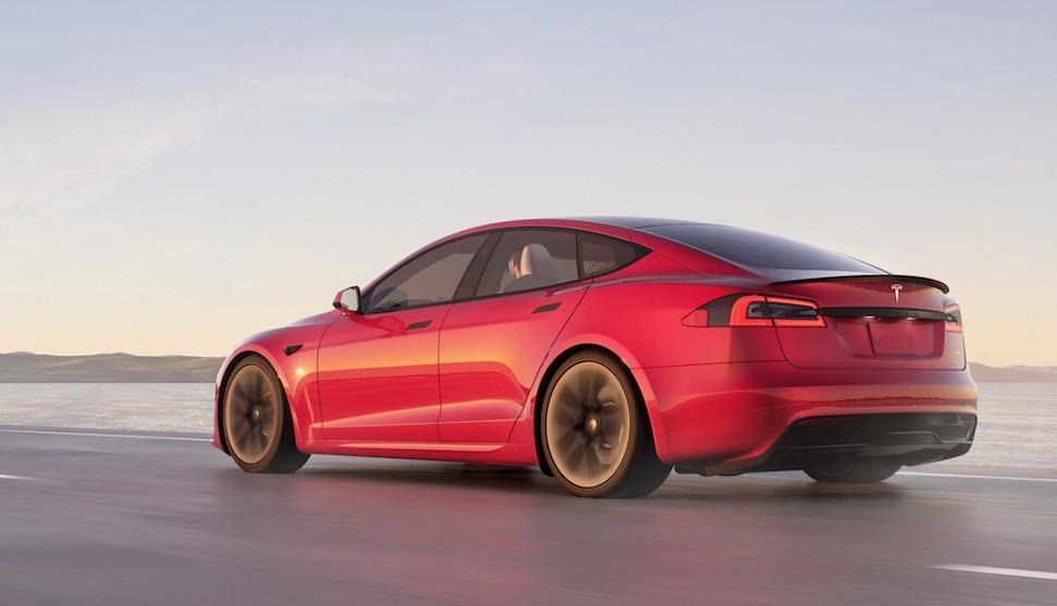Tesla Model S Plaid toch nog niet helemaal af – Autoblog.nl