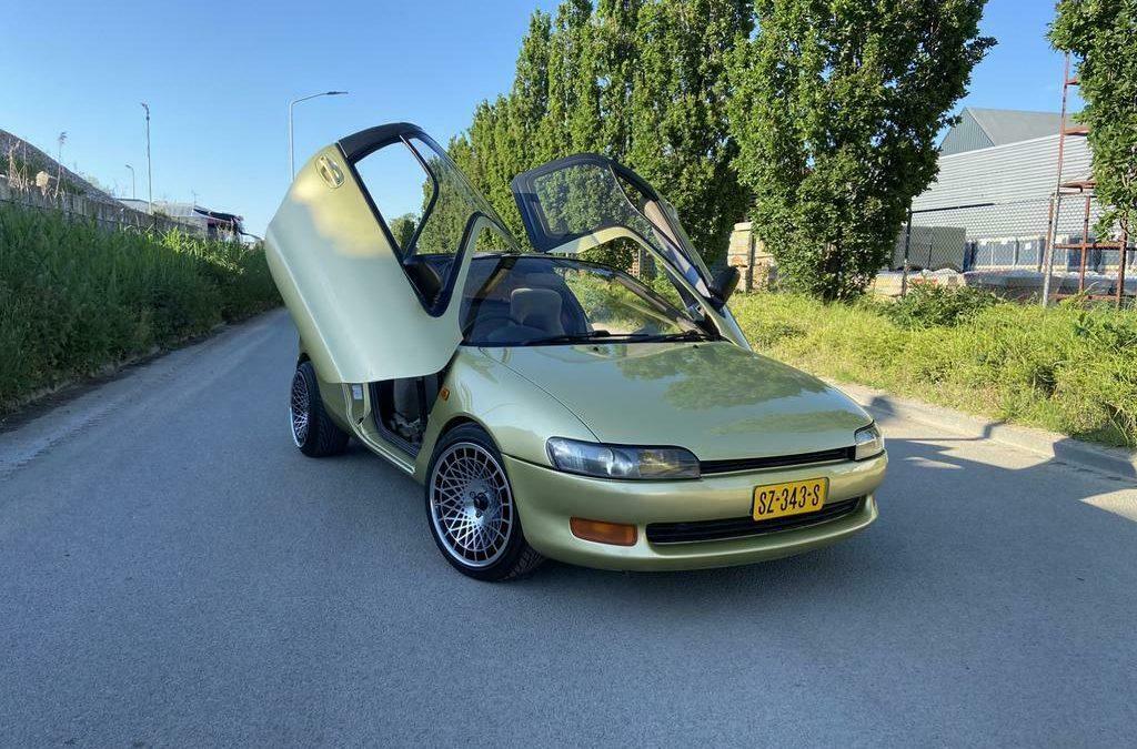 Koop de goedkoopste auto met vleugeldeuren af fabriek – Autoblog.nl
