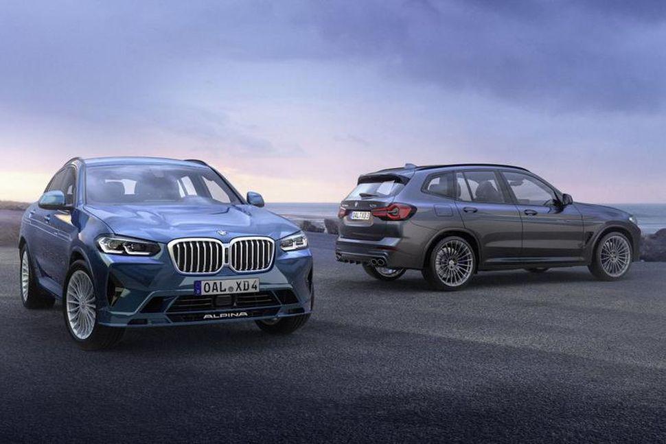 Alpina is er als de kippen bij met nieuwe XD3 en XD4 – Autoblog.nl