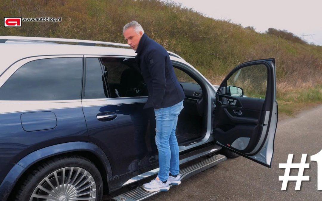 11 bizarre dingen van de Mercedes-Maybach GLS 600 – Autoblog.nl