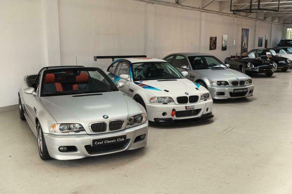 Koop het ultieme drietal BMW M3 E46 op Marktplaats – Autoblog.nl