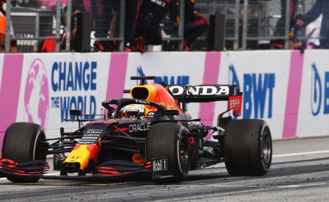 FIA's burn-out waarschuwing aan Max oogst veel kritiek – Autoblog.nl
