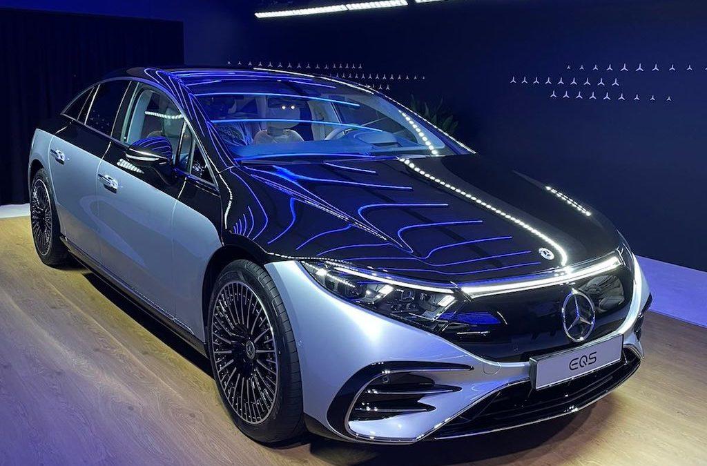 Video: Wouter stelt Mercedes EQS aan je voor – Autoblog.nl