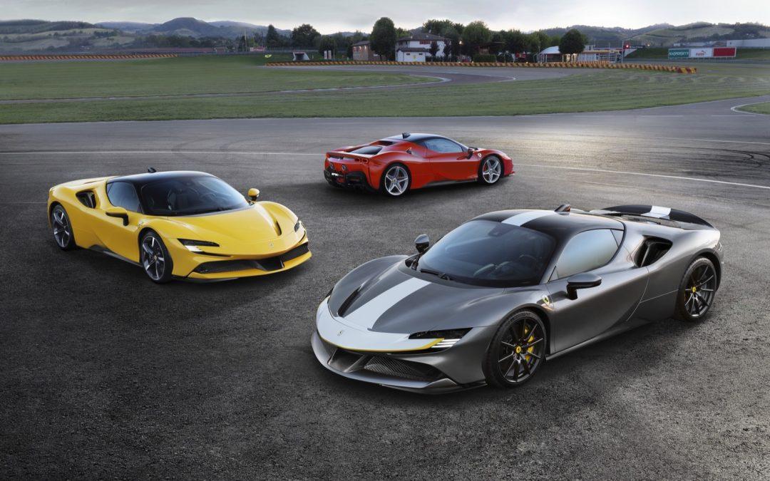 Ferrari met piepkleine V6 bijna klaar, komt al volgend jaar – Autoblog.nl
