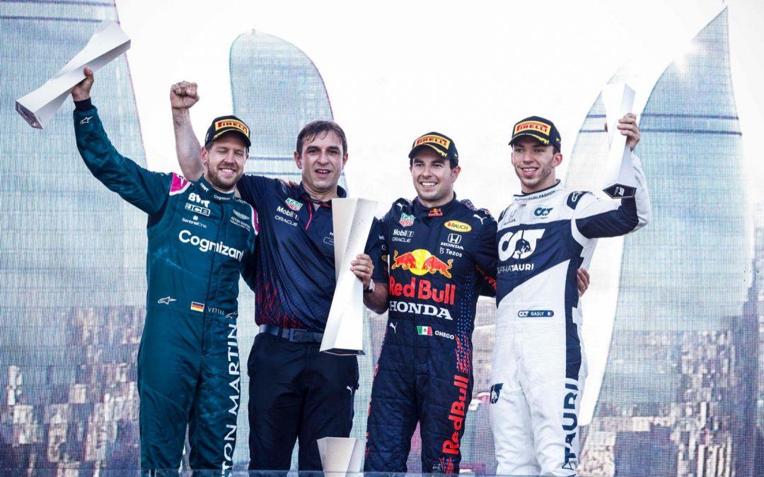 Red Bull superblij met Pérez, nog geen contractverlenging – Autoblog.nl
