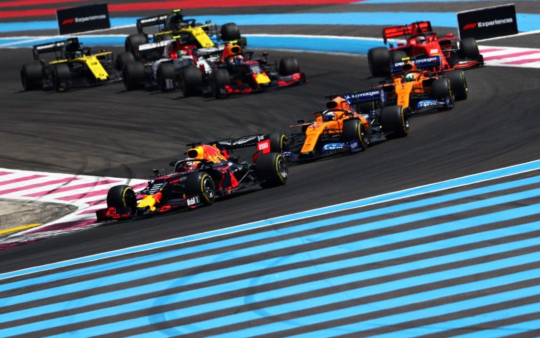Max Verstappen de snelste in tweede vrije training Frankrijk – Autoblog.nl