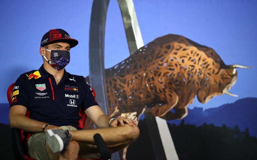 Verstappen: FIA moet streng zijn op voorvleugel Mercedes – Autoblog.nl