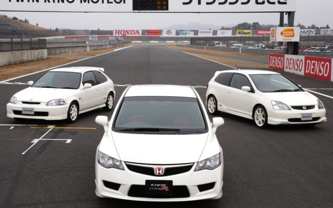Nieuwe Civic Type R wordt episch (en minder lelijk) – Autoblog.nl