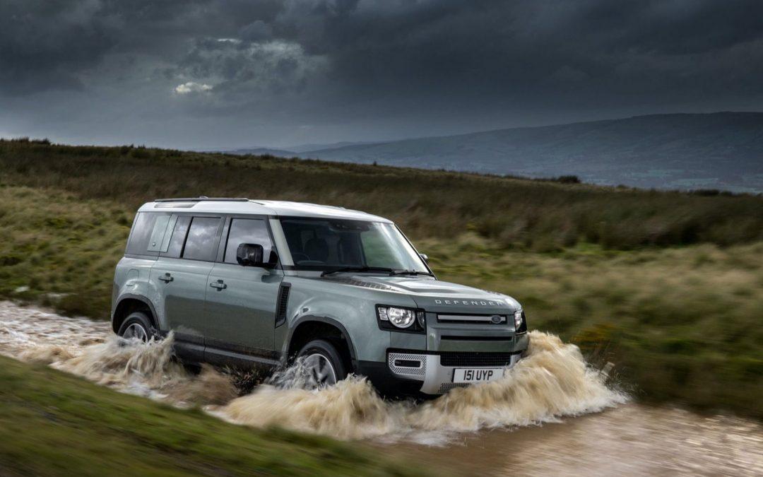 Land Rover legt productie Defender stil door chiptekort – Autoblog.nl