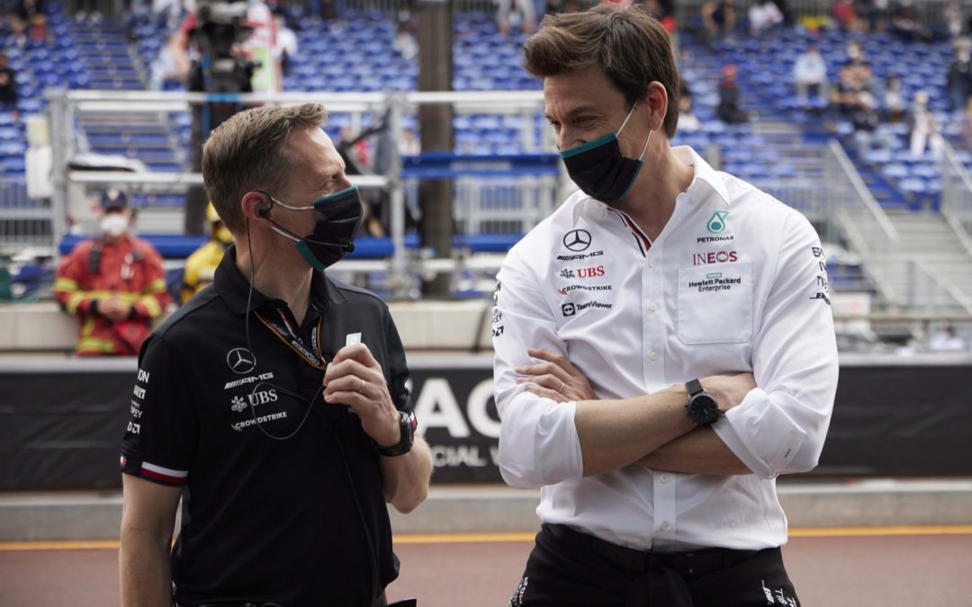 Wolff: 'We dachten dat Perez een penalty zou krijgen!' – Autoblog.nl