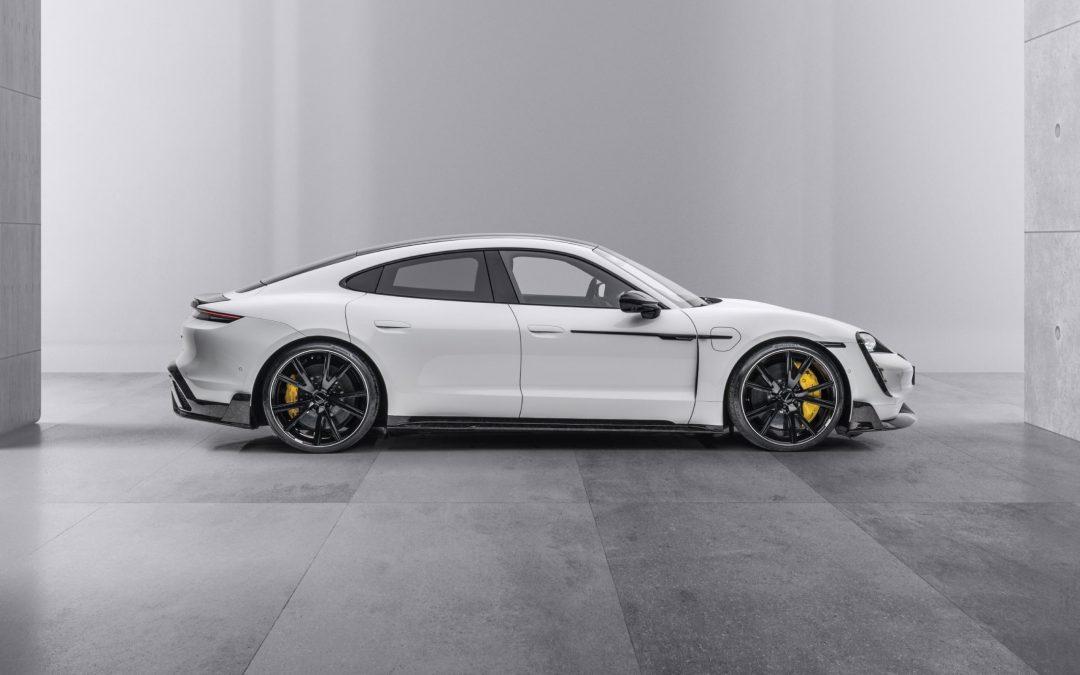 Porsche Taycan krijgt dikspul van Mansory aangemeten – Autoblog.nl