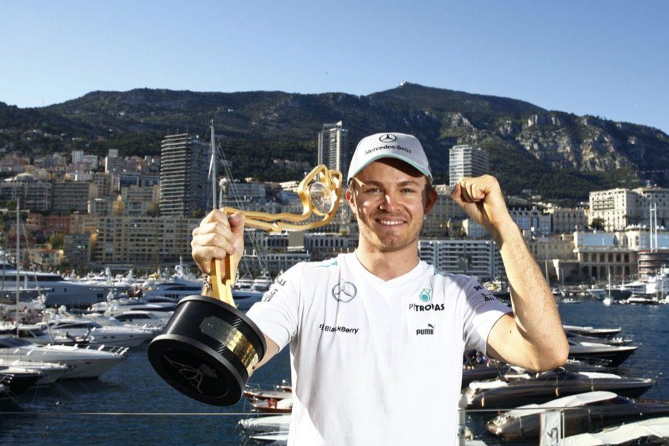 Rosberg: 'Close the damn door!' – Autoblog.nl