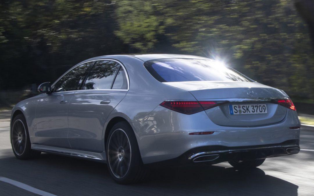 Mercedes S580 heeft de enige juiste motor (V8!) – Autoblog.nl