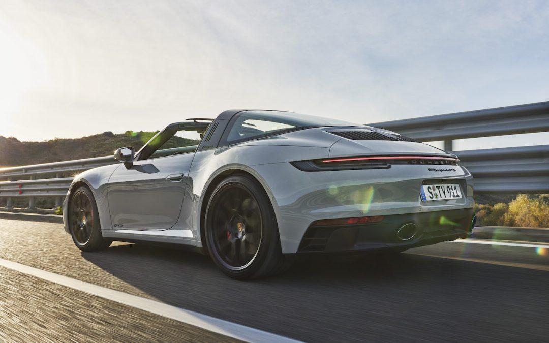 Porsche 992 GTS is gewoon weer dik voor elkaar – Autoblog.nl