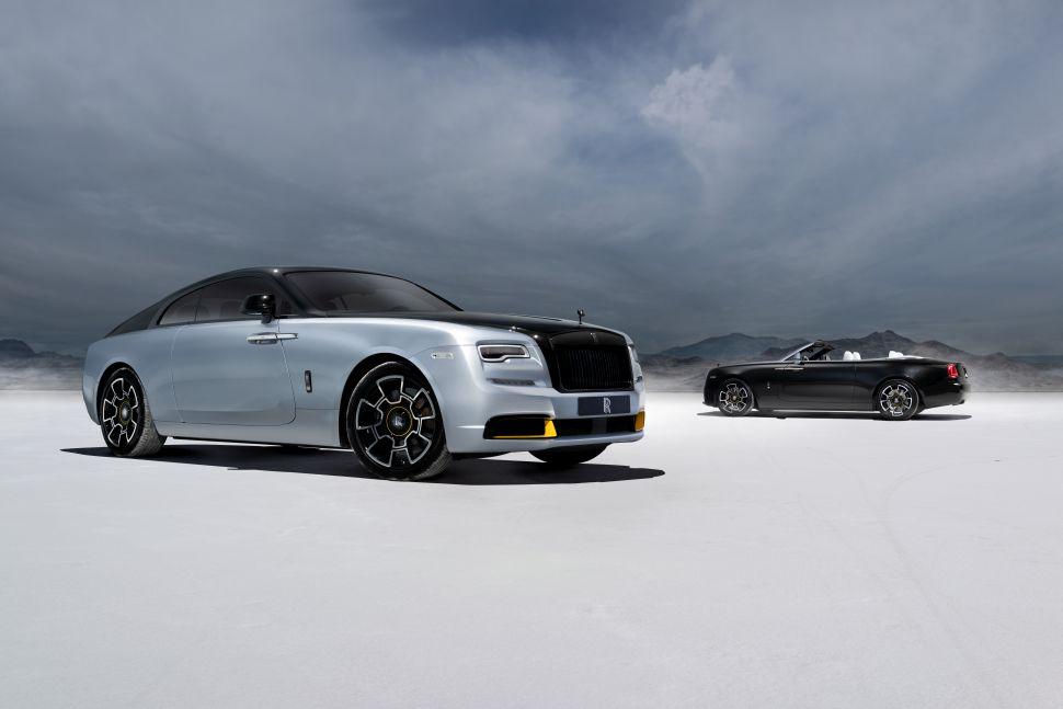 Rolls-Royce Landspeed Collection is fraai én nerdy – Autoblog.nl