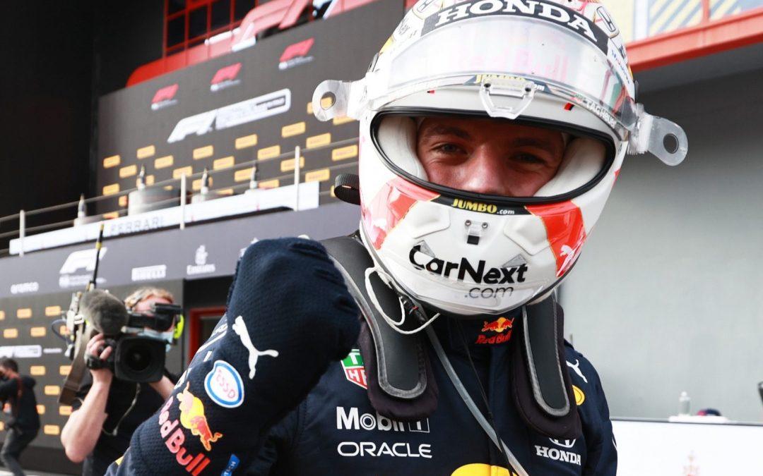 Video: Max Verstappen doet alvast de GP van Frankrijk – Autoblog.nl