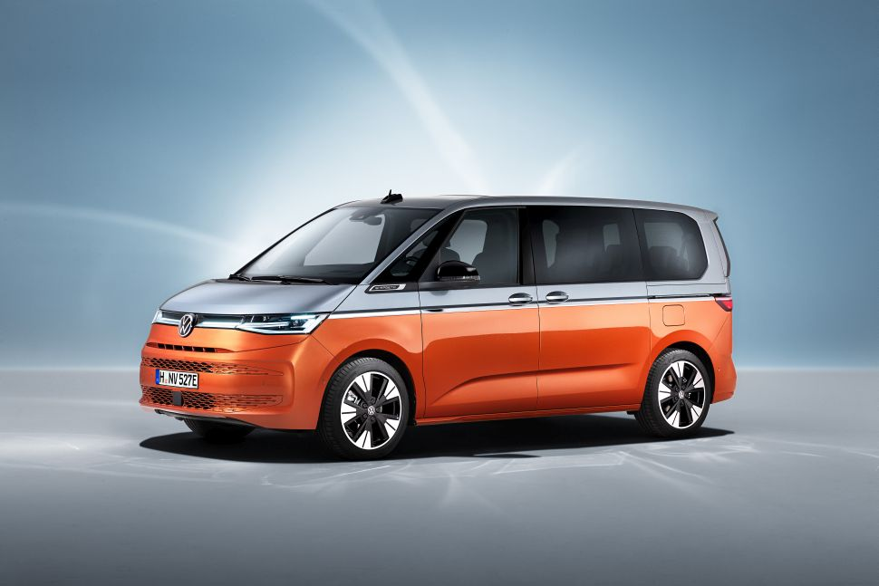 De compleet nieuwe Volkswagen Multivan is eindelijk officieel – Autoblog.nl